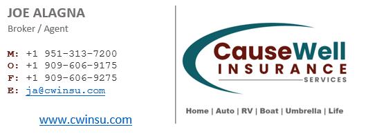 CauseWell Insurance Services Signature